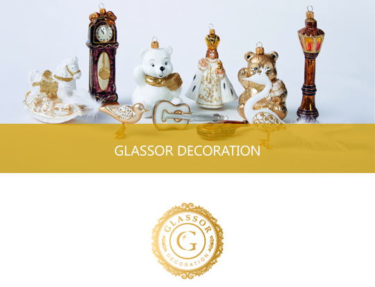 GLASSOR Decoration