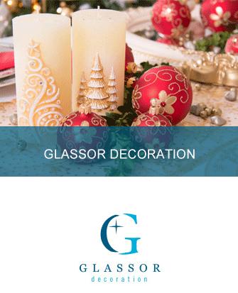 Glassor Decoration