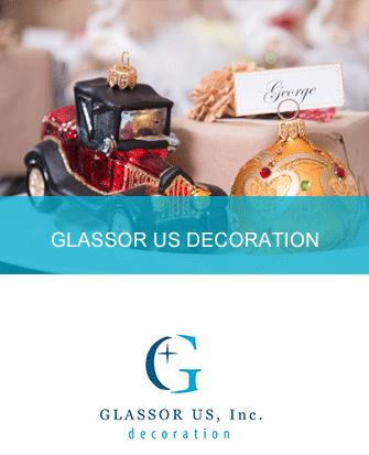 Glassor US Decoration